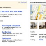 Liberty Wellness & Chiro Google Result